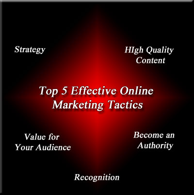 Online-Marketing-Tactics