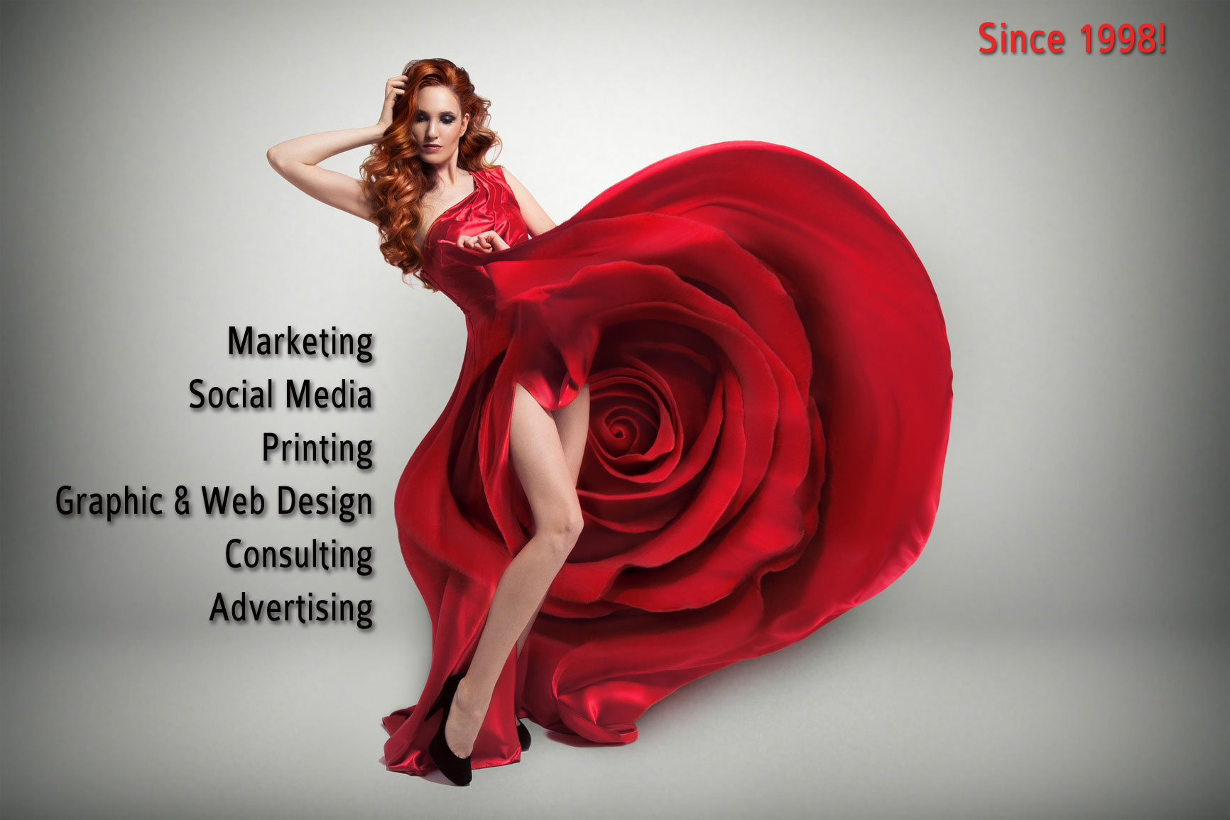 Marketing | Social Media | Printing | Graphic & Web Design | Consulting | Advertising